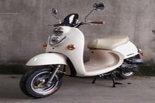 乐士牌LS50QT-C型两轮轻便摩托车图片