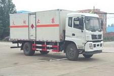 程力威牌CLW5162XQYD5型爆破器材运输车