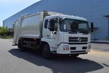 佰斯威牌WK5160ZYSEB5型压缩式垃圾车图片