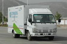 兰电所牌LDS5070XDY型电源车图片