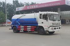 程力威牌CLW5160GXWE5型吸污车