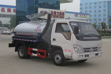 程力威牌CLW5041GXEB5型吸粪车