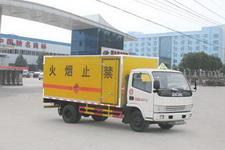 程力威牌CLW5042XQY5型爆破器材运输车