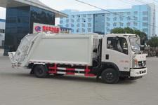 程力威牌CLW5080ZYSE5型压缩式垃圾车