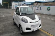 知豆牌SMA7001BEV69型纯电动轿车图片