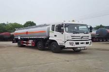 国五东风特商小三轴运油车 15997903157