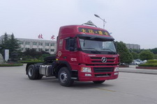 大运单桥危险品运输半挂牵引车299马力(CGC4180A5DAAD)