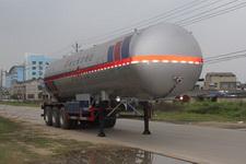 程力威12.7米23.5吨3轴液化气体运输半挂车(CLW9400GYQB)