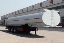 庄宇11.8米31.2吨3液态食品运输半挂车