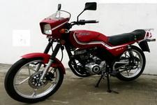 新本牌XB125-8型两轮摩托车图片