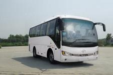 8.5米|24-35座海格混合动力客车(KLQ6852KAHEVE51E)
