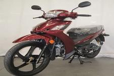 新本牌XB125-6型两轮摩托车图片