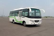 南骏牌CNJ6670LQDV型客车