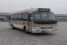 8.2米|10-27座晶马纯电动城市客车(JMV6820GRBEV)