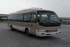 8.2米|24-38座晶马纯电动客车(JMV6820BEV)