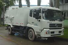 东风牌EQ5120ZLJ4型密封式垃圾车图片