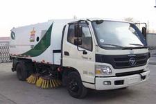 华环牌TSW5067TSL型扫路车图片
