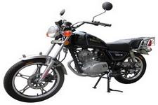 豪进牌HJ125-9G型两轮摩托车图片