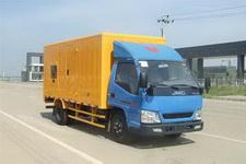 江铃汽车国四单桥电源车109马力5吨以下(JX5044XDYXG2)