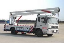 程力威牌CLW5110JGKZD4型高空作业车