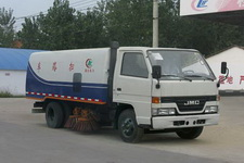 程力威牌CLW5060TSLJ4型扫路车