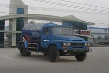 程力威牌CLW5100GXWT4型吸污车