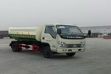 福田領航自卸垃圾車價格