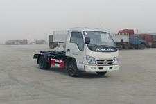CSC5073ZXXB4型楚胜牌车厢可卸式垃圾车图片