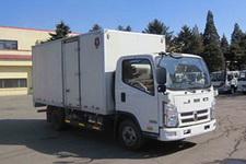金杯國四單橋廂式運輸車107馬力5噸以下(SY5044XXYDQ3-V5)