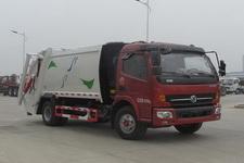 东风多利卡5吨压缩垃圾车