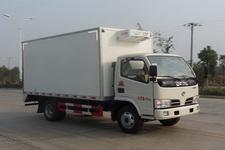 东风多利卡4.1米冷藏车小型箱式运输车厂家直销价