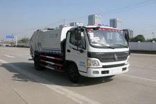九通牌KR5080ZYS4型压缩式垃圾车