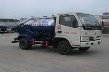 HCQ5071GXWDFA型华通牌吸污车图片