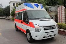 白云牌BY5030XJHV型救护车图片
