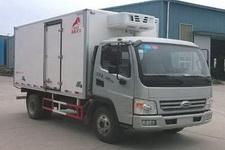 鸿天牛牌HTN5040XLC型冷藏车图片