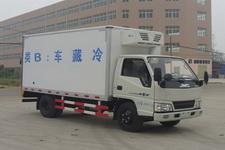 程力威牌CLW5041XLCJ4型冷藏车