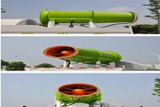 金银湖牌WFA5161GPYE型喷雾压尘车图片