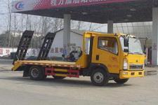 程力威牌CLW5040TPBZ4型平板运输车