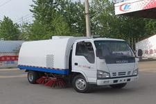 程力威牌CLW5060TSLQ4型掃路車