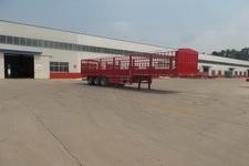豫前通12米29.9吨3仓栅式运输半挂车