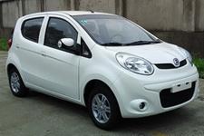 江铃牌JX7006BEV型纯电动轿车图片