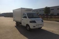 达福迪牌JAX5024XLCBEVF266LB15M2X1型纯电动冷藏车图片