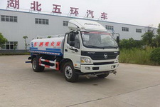 HCQ5126GPSBJ5型华通牌绿化喷洒车图片