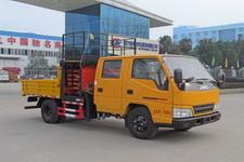 程力威牌CLW5040JGKJ4型高空作业车