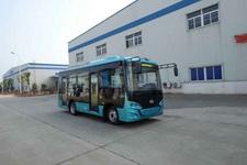 纯电动城市客车