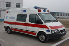 九州牌SYC5030XJH5型救护车
