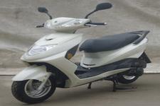 新本牌XB125T型两轮摩托车图片