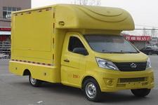 程力威牌CLW5021XSHS5型售货车