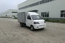 达福迪牌JAX5027XXYBEVF276LB15M2X1型纯电动厢式运输车图片