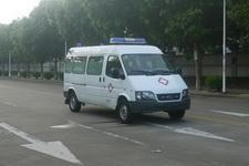 广通客车牌GPY5030XJHSHTJ0型救护车图片